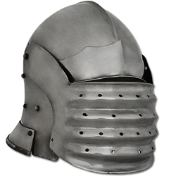 Bellows Face Sallet Helmet, Large AB0344