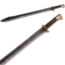 Chinese Dao LARP Longsword - Bronze colored Hilt