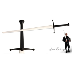 Xtreme Synthetic Sparring Longsword-White Blade PR9010