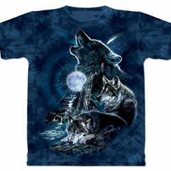 Bark At The Moon Adult T-Shirt 43-1022751