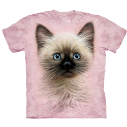 Black and Tan Kitten Adult 2X-Large T-Shirt 43-1534640