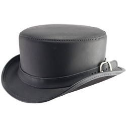 e023b3cc30 The Larp Store - Bromley Leather Hat
