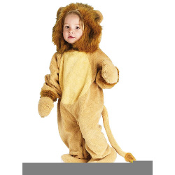 Cuddly Lion Toddler Costume 100-180982